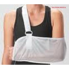 ARM SLING REUSABLE WITH ADJUSTABLE STRAP (1 Box) SMALL